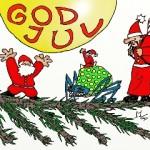 God jul, alla bloggvänner!