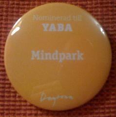 Mindpark årets mest inlänkande blogg #yaba