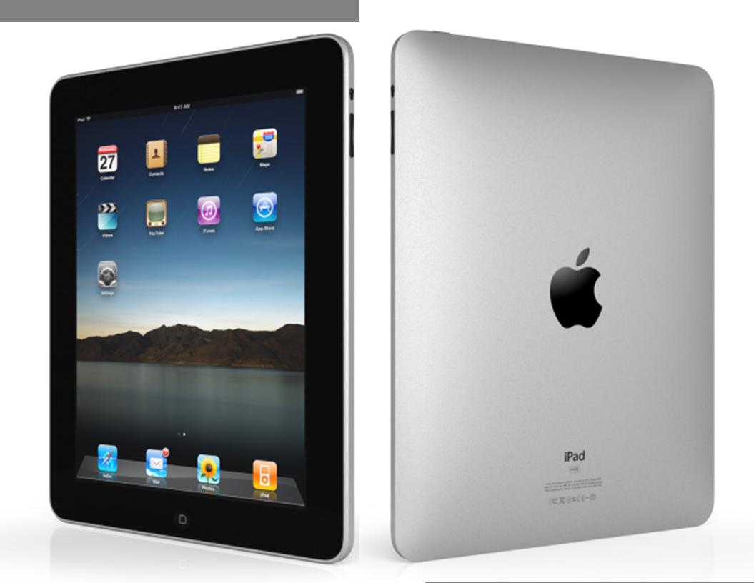 Bra appar till iPad #1