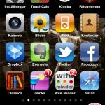Bildcollage: läget på min iPhone