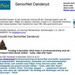 Sociala medier @ SeniorNet Danderyd