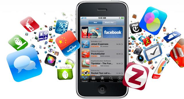 Bra appar till iPhone #12 – städdag