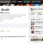 Tre år på Twitter!