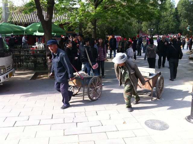 Spridda intryck från Kina