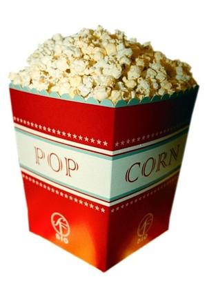 En liten popcorn, tack!