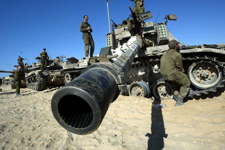 MIDEAST-PALESTINIAN-ISRAEL