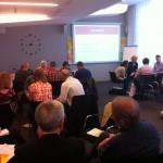 Workshop på Vetenskapsrådet