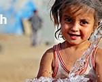 Hjälp UNICEF rena vatten och rädda barns liv